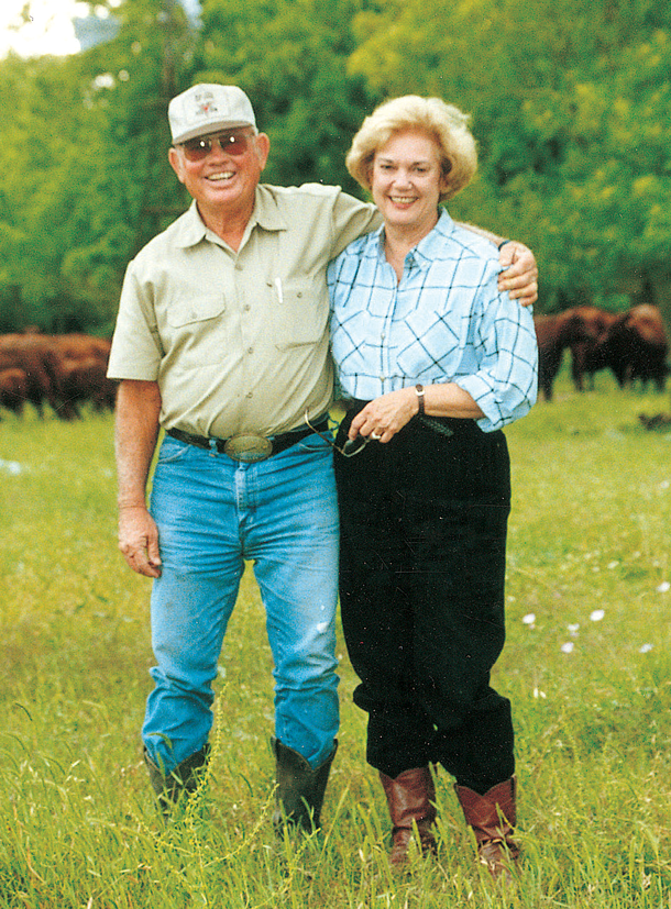 Dan and Jane Wendt