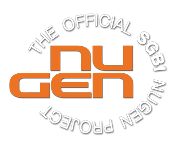 The Official SGBI NuGen Project logo